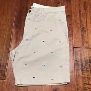 H & M men's shorts size 34